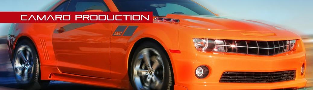 Camaro Production