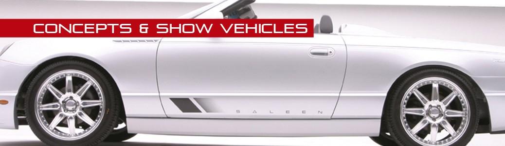 Concepts & Show Vehicles