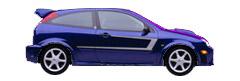 Vehicle Focus 2004-2005