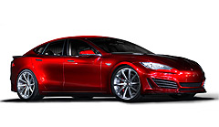 Vehicle Tesla 2014-2015